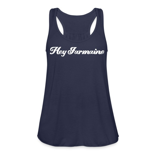 heyj3 - Women's Flowy Tank Top by Bella
