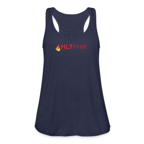 HL7 FHIR Logo - Women's Flowy Tank Top by Bella