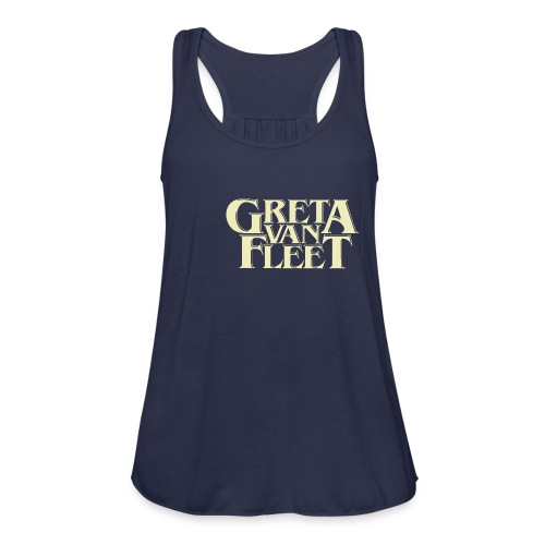 band tour - Women's Flowy Tank Top by Bella