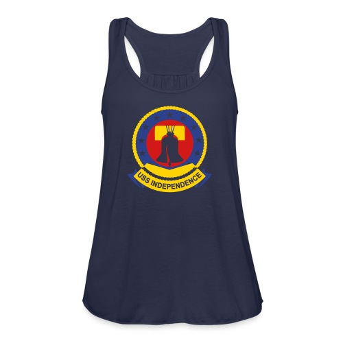 cv62 independence - Women's Flowy Tank Top by Bella