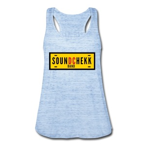 SoundChekk_BandVector - Women's Flowy Tank Top by Bella