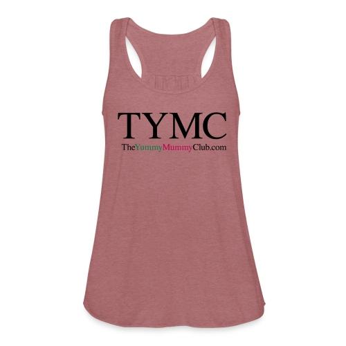 TYMC_LOGO - Women's Flowy Tank Top by Bella