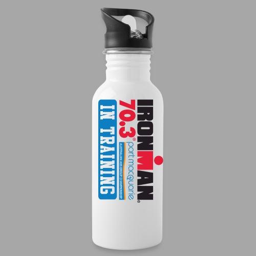 703 port macquarie it logo - Water Bottle