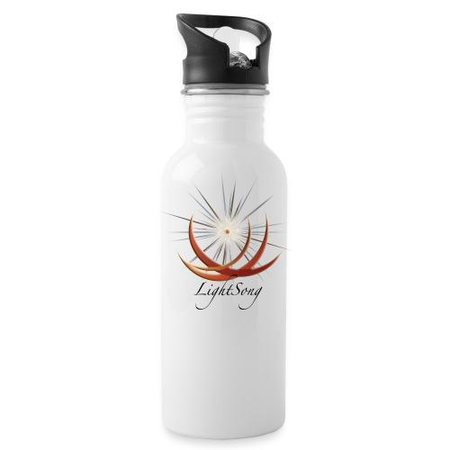 LightSong Logo Transparent - Water Bottle