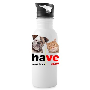 Dog & Cat - Water Bottle