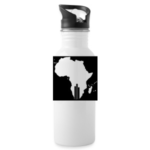 Tswa_Daar_Logo_Design - Water Bottle
