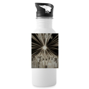 Black_and_White_Vision2 - Water Bottle