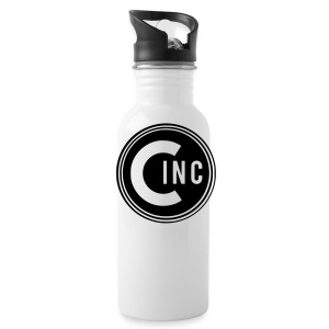 Coasters Inc. Logo - Water Bottle