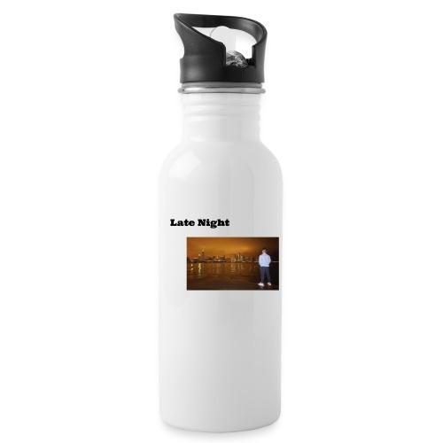 Late Night - Water Bottle