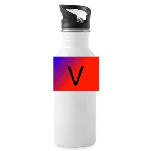 V for Vast - Water Bottle