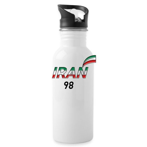 Iran's France 98 20th Anniversary Tee - Water Bottle