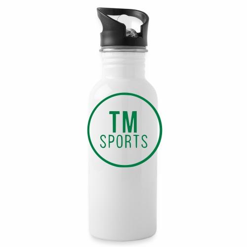 TM Sports Logo - Water Bottle