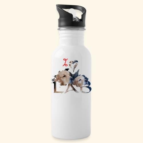 I love Lab - Water Bottle