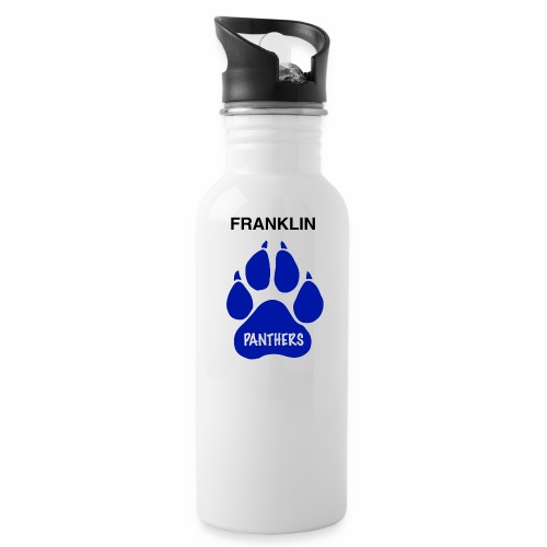 Franklin Panthers - Water Bottle