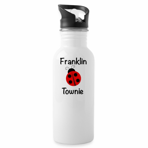 Franklin Townie Ladybug - Water Bottle
