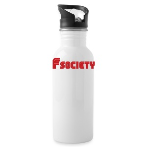 Fsocieaty sega - Water Bottle