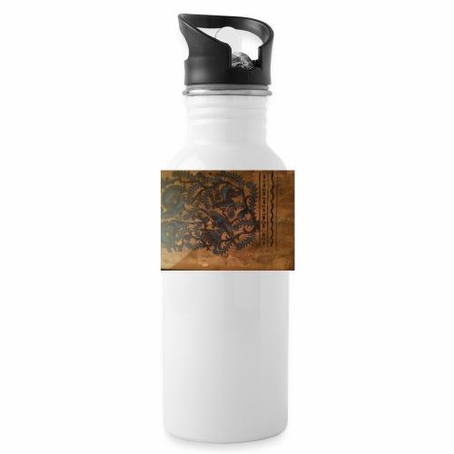 Dilfliremanspiderdoghappynessdogslikeitverymuchtha - Water Bottle