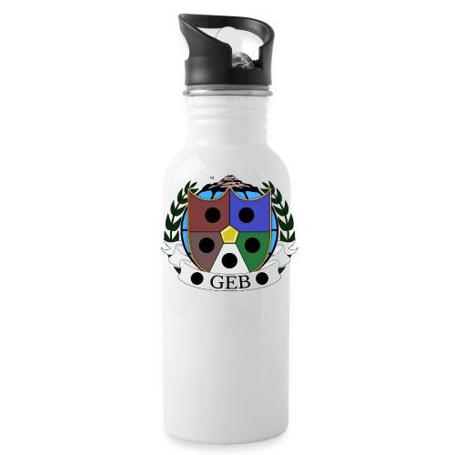 GEB Series Logo - Water Bottle