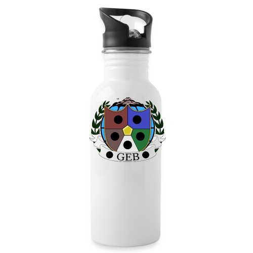 GEB Series Logo - Water Bottle