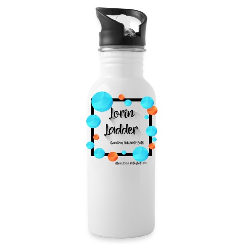 Lorin Ladner Water Bottle Design - Water Bottle