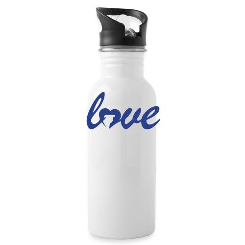 Dog Love - Water Bottle