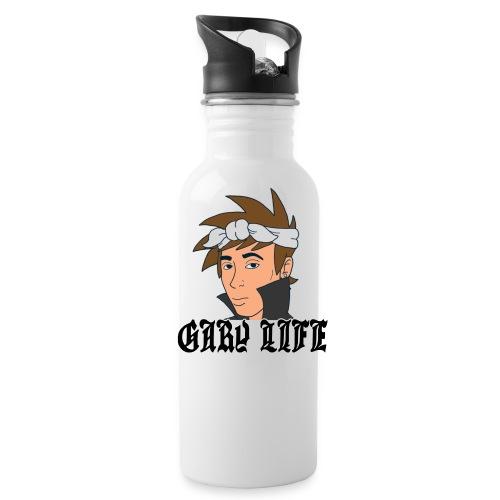 garylifeshirtreg - Water Bottle