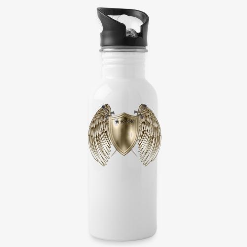GOLD SHIELD-21 - Water Bottle