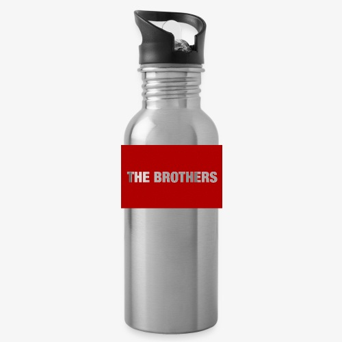 The Brothers - Water Bottle