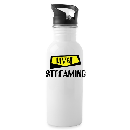Live Streaming - Water Bottle