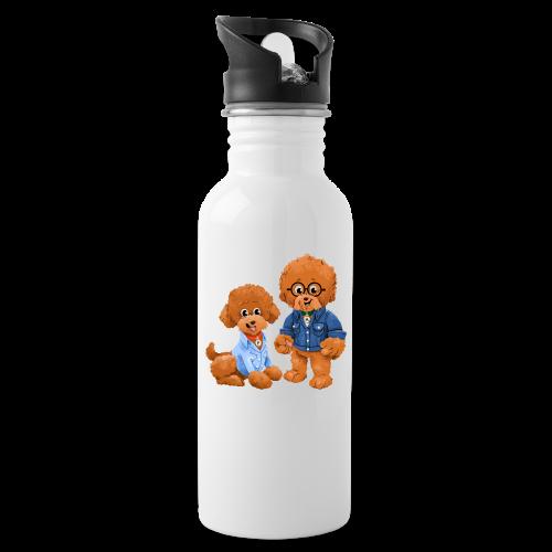 AgadorFredTransp - Water Bottle