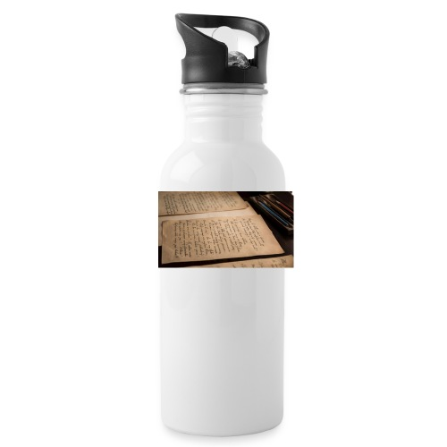 Back to school merch - Water Bottle