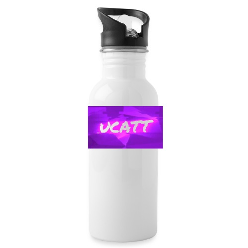 UCATT Logo - Water Bottle