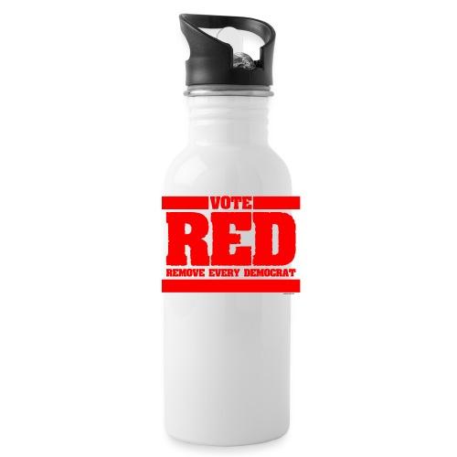 Remove every Democrat - Water Bottle