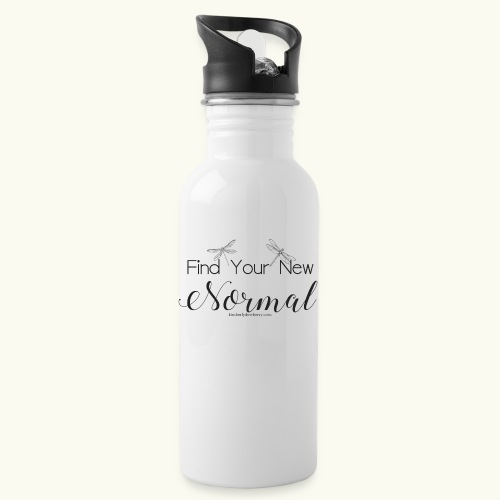 Find Your New Normal - Water Bottle
