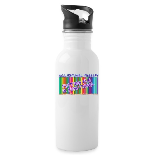 Occupational Therapy Putting the fun in functional - Water Bottle