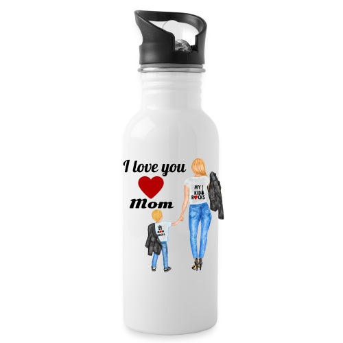 Mother's day gift from daughter, Mother's Day Gift - Water Bottle