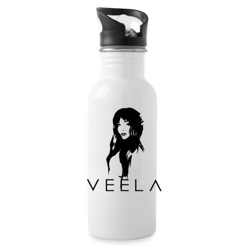 Veela Women's Scoop Lavender Ink - Water Bottle