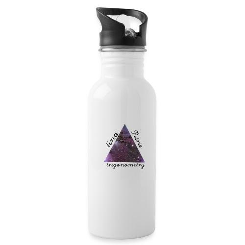 TinaPetrie_Logo - Water Bottle