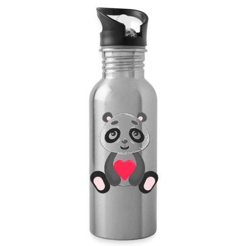 Sweetheart Panda - Water Bottle