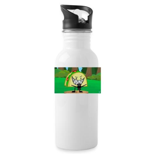 EVIL TACO ha - Water Bottle
