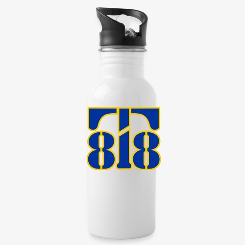 2 tone logo - Water Bottle