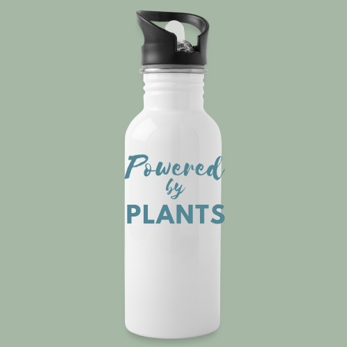 Powered by Plants - Water Bottle