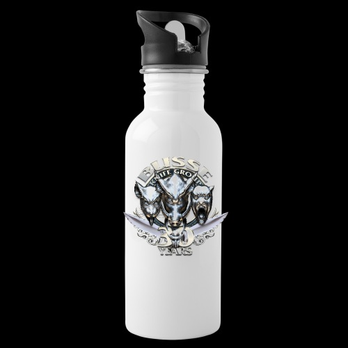 Busse Knife Group Logo - Water Bottle