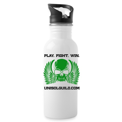 Play Fight Win - Water Bottle