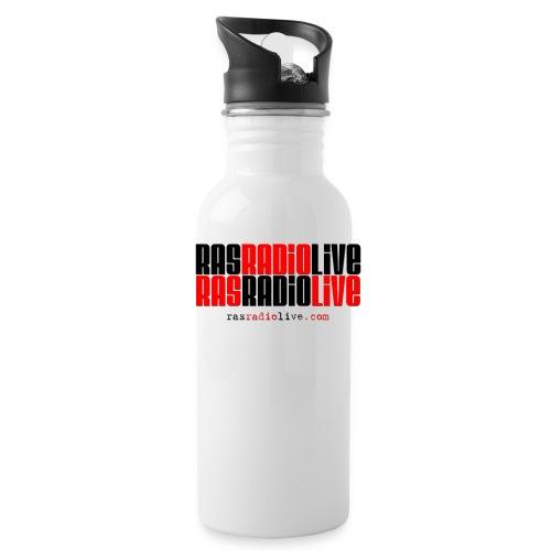 rasradiolive png - Water Bottle