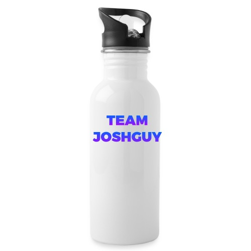 Team JoshGuy - Water Bottle