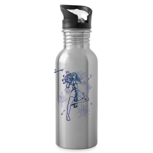 Sparkle MAGIC - color effect - Water Bottle