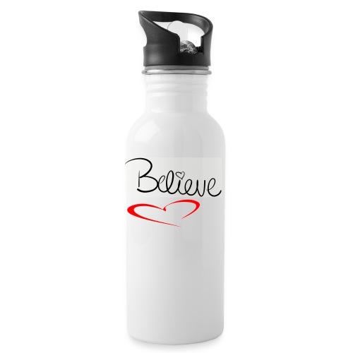 I believe - Water Bottle