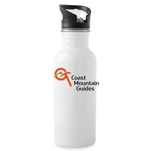 cmg logo vert cmyk - Water Bottle