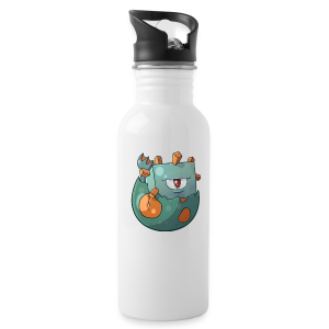 Cartoon Guardian - Water Bottle
